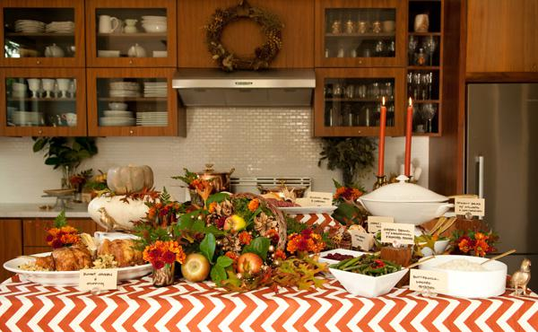 Courtney's Corner: Creating the perfect Thanksgiving