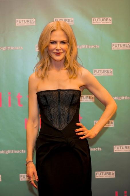 Celebs who live off the grid: Nicole Kidman