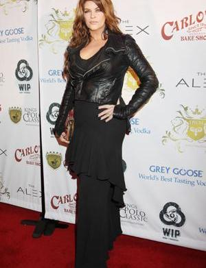 Kirstie Alley sued over weight loss