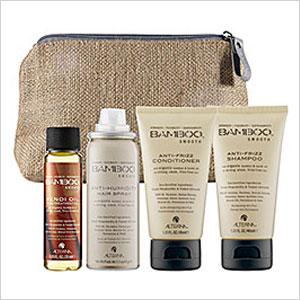 Shampoo travel set