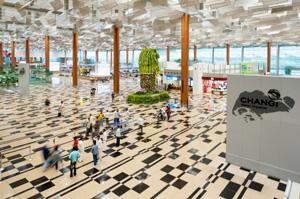 Singapore Chingi Airport