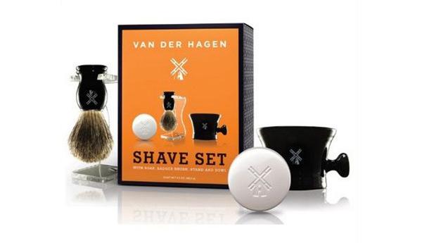 Van der Hagen Luxury Shave Set | Sheknows.com