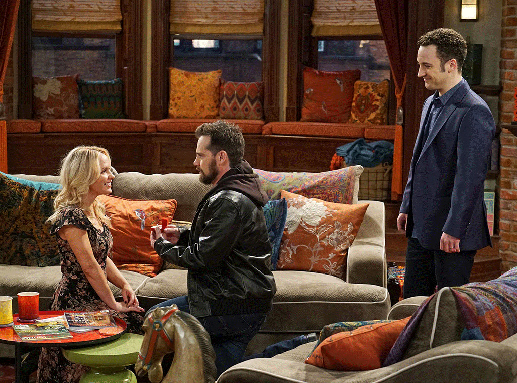 Shawn Hunter gets engaged on Girl Meets World.