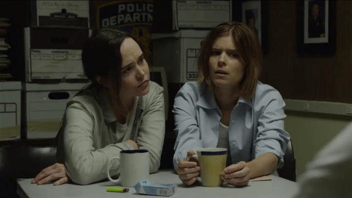 Kate Mara, Ellen Page prove short