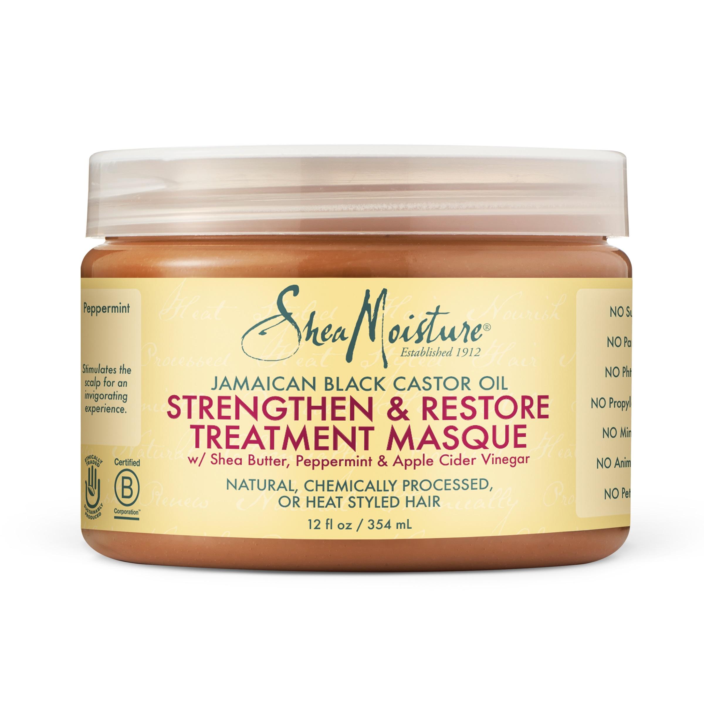 SheaMoisture Strengthen & Restore Treatment Masque