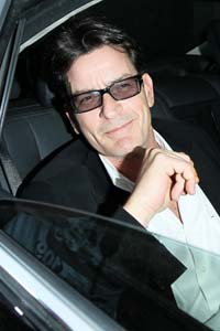 Charlie Sheen - STS/WENN