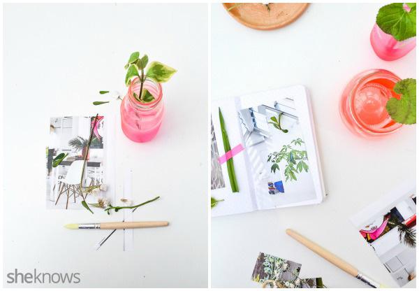DIY vase 2
