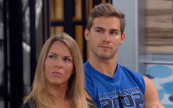 Shelli and Clay nominated Big Brother