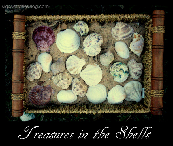 Seashell memory game | Sheknows.com