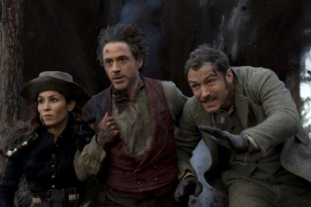 Sherlock Holmes: A Game Of Shadows trailer has landed