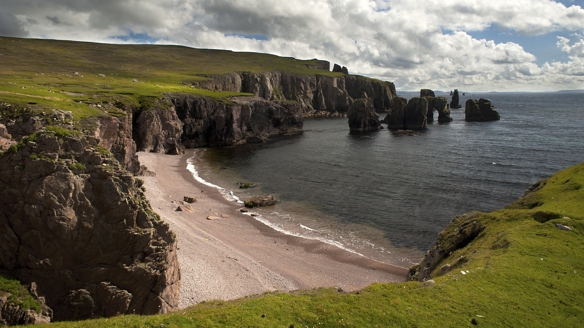 Shetland Island