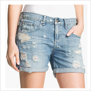 """Boyfriend"" Shorts from Nordstrom"