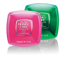 Shiseido Honey Cake soaps ($8)