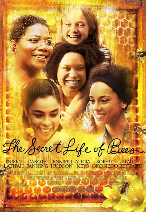 'The Secret Life of Bees' movie poster