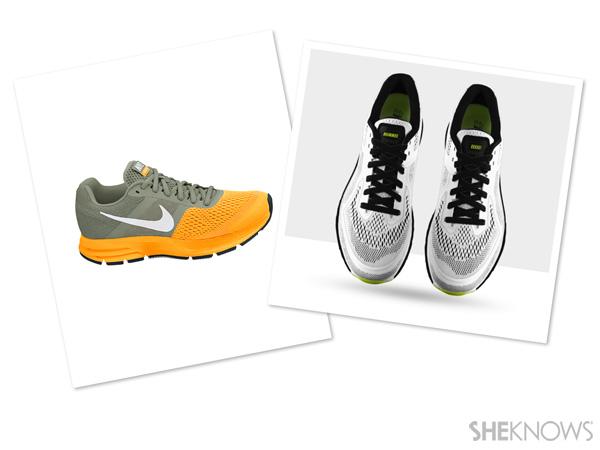 Shoo-in shoes