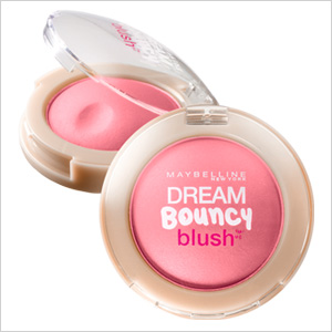 Spring pick: Dream Bouncy Blush by Maybelline, (Maybelline, $8)