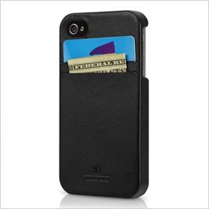 Hex Solo Wallet iPhone 4 Case