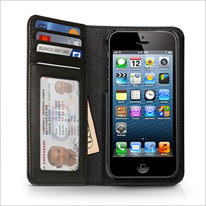 BookBook iPhone cover from Twelve South