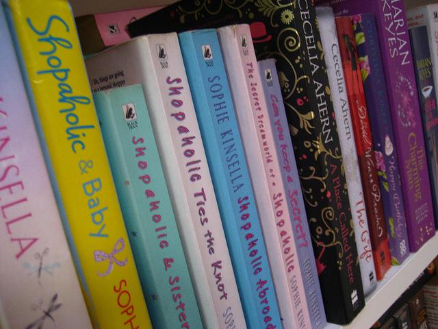 shopaholic-books
