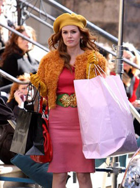 Isla Fisher and Shopaholic came in fourth place
