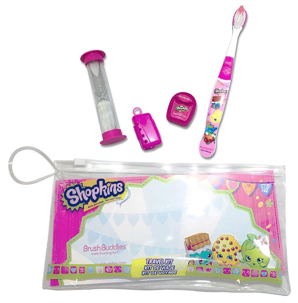 Shopkins Travel Kit,