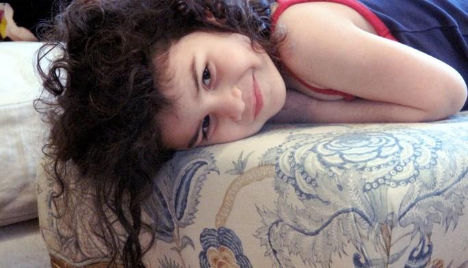 Little Girl Smiles