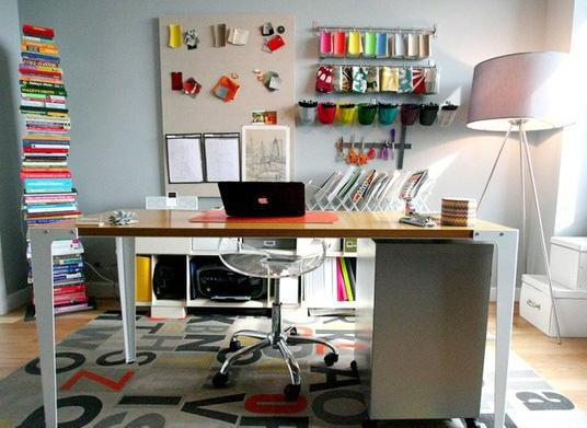 Ridiculously cool personal office spaces