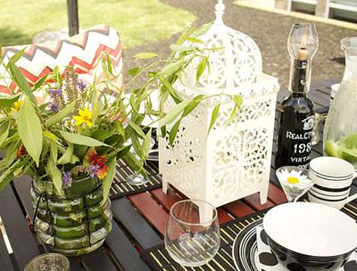 7 Splendid summer table settings