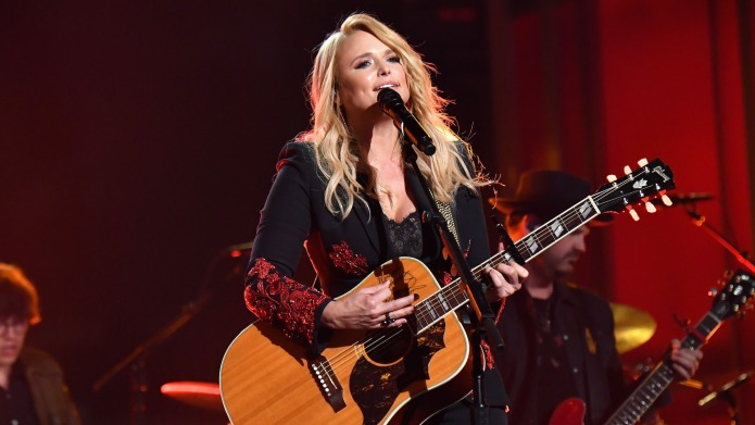 Miranda Lambert Is Broken-Hearted, & She's