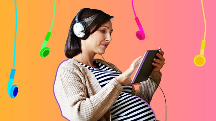 10 of Our Favorite Pregnancy Podcasts