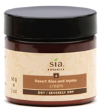 Sia Botanics Desert Aloe and Jojoba Cream