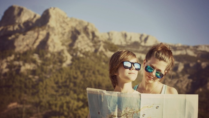 Summer travel is the perfect excuse