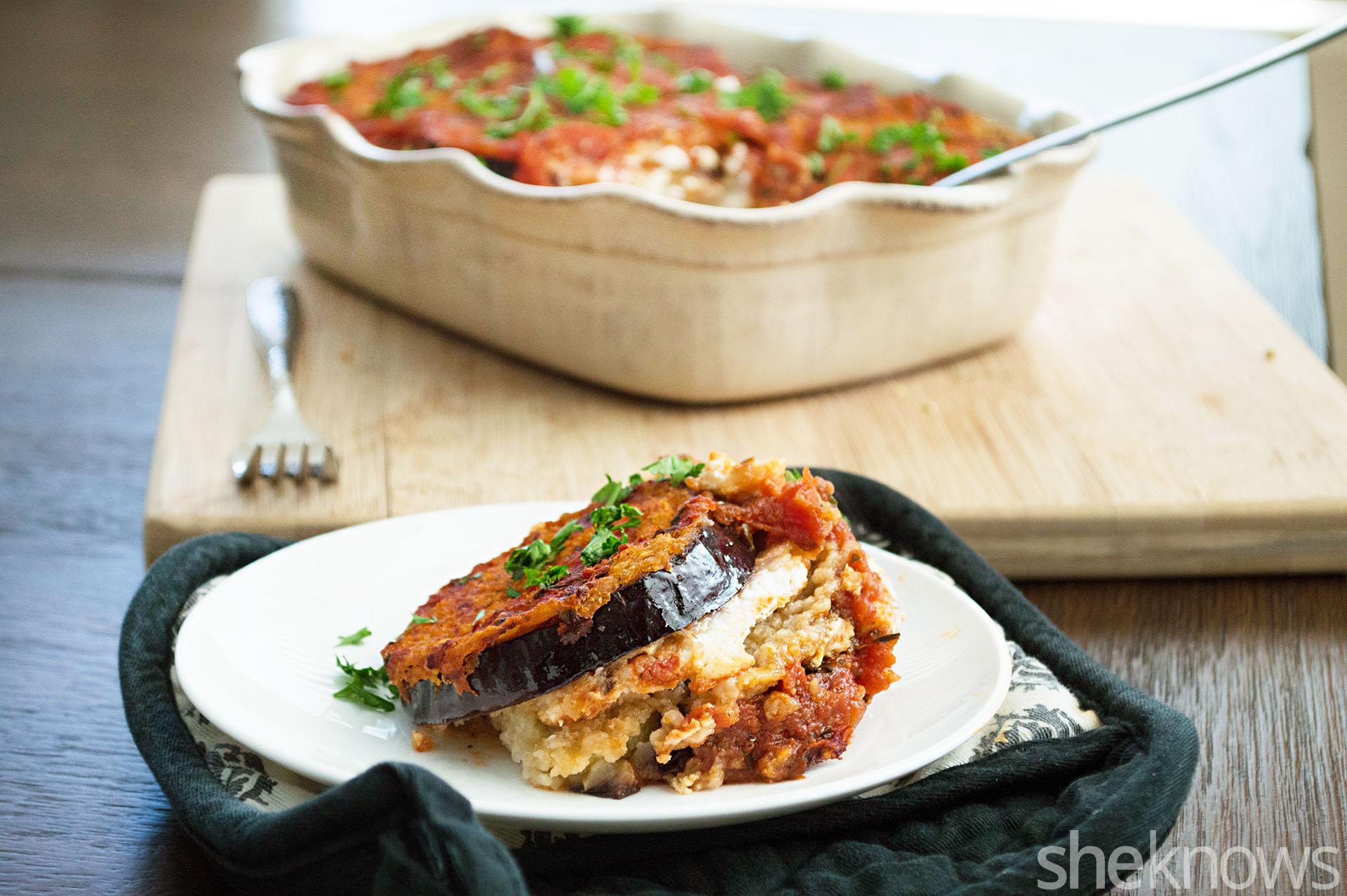 sicillian eggplant