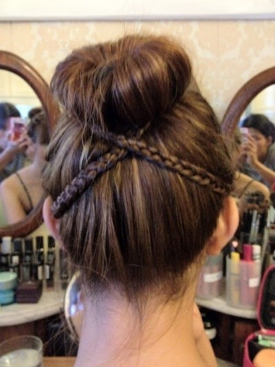 5 Different Hair Styles For The Sock Bun Sheknows