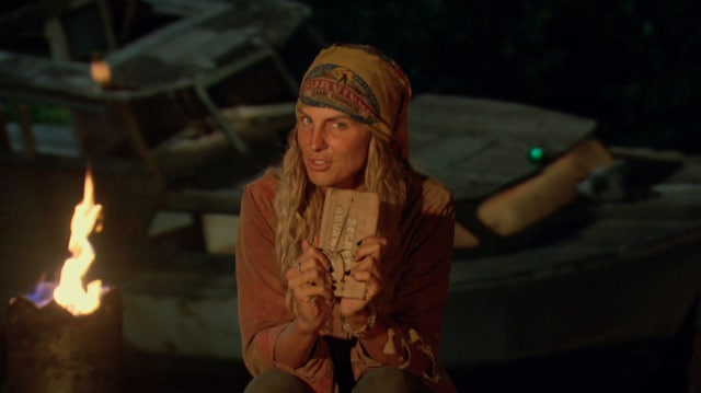 Sierra Dawn-Thomas holds legacy advantage on Survivor: Game Changers