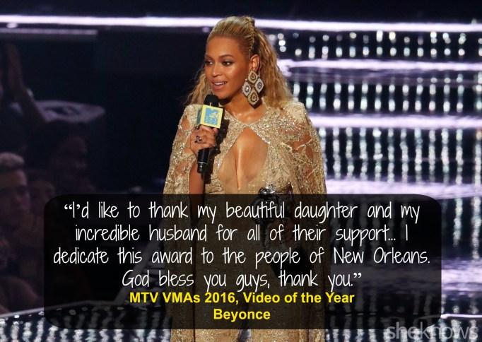 Beyonce VMAs 2016