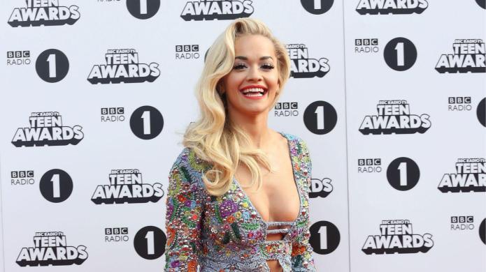 Rita Ora still thinks Calvin Harris