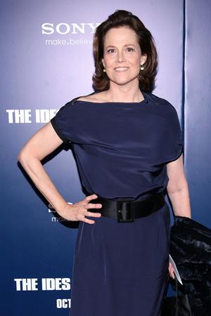 "Sigourney Weaver is a ""Political Animal"""