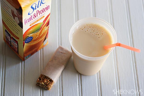 Silk Fruit & Protein & Breakfast Bar