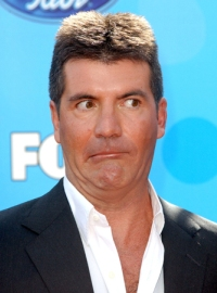 Simon Cowell speaks