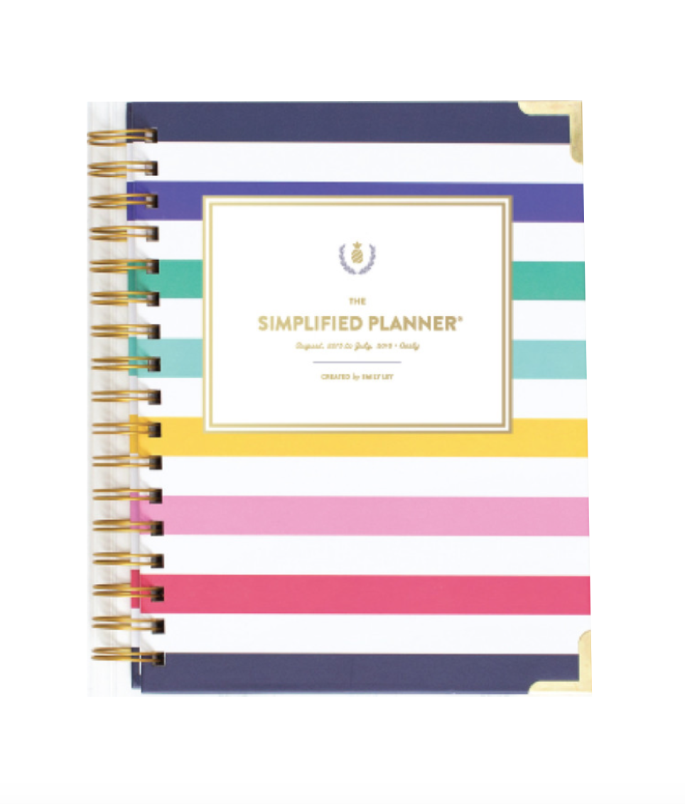 Emily Lay Planner