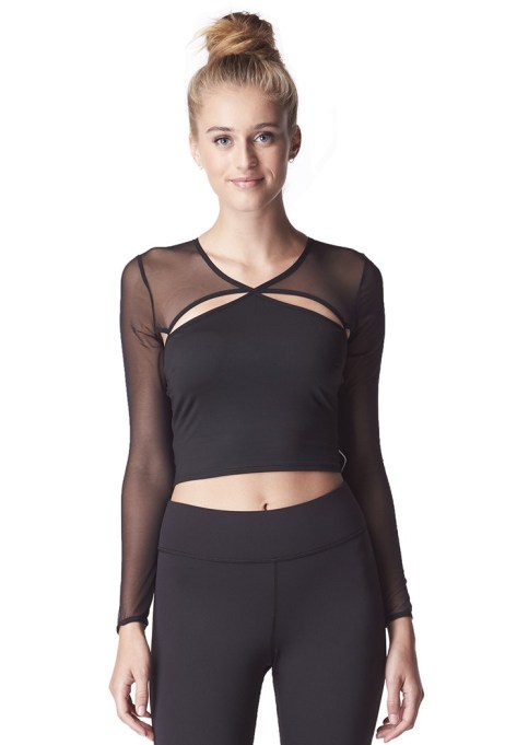 Activewear Brands You Should Definitely Know: Michi Pistol Crop Top | Summer Fitness 2017