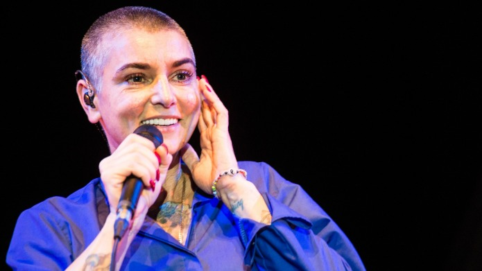 Sinéad O'Connor is 'safe and well'