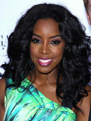 Singer and Actress Kelly Rowland