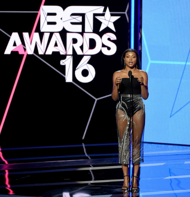 Taraji P. Henson BET Awards