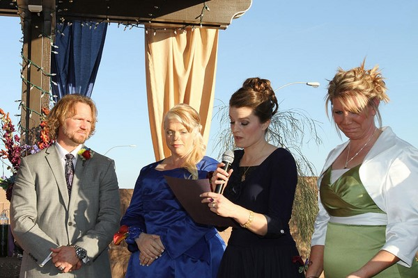 Sister Wives - Kody, Janelle, Robyn and Meri