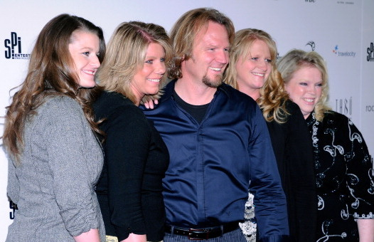Sister Wives star announces pregnancy