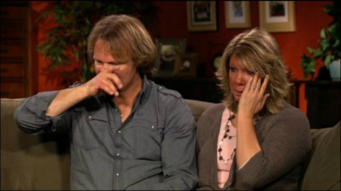 Sister Wives' Robyn Brown reveals unexpected