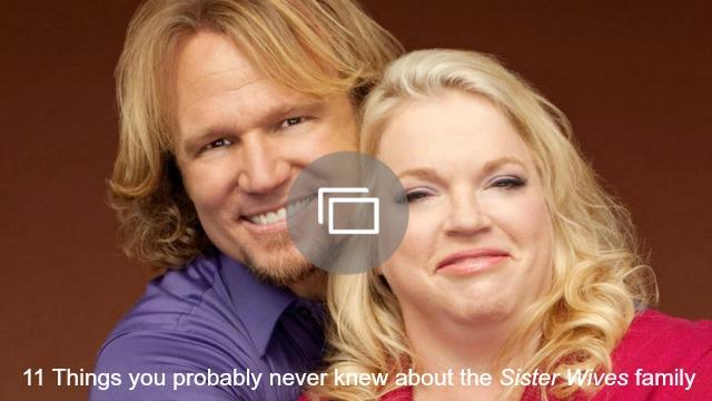 sister wives family slideshow