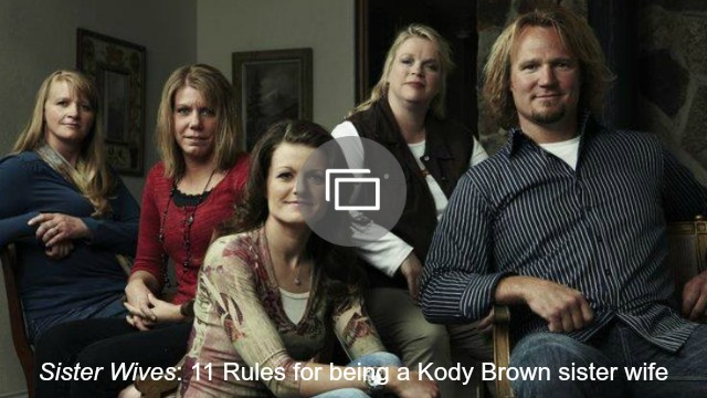 Sister Wives rules slideshow